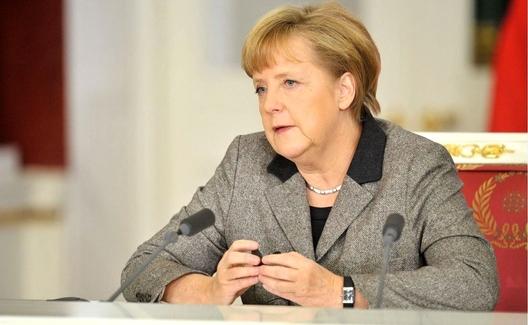 Merkel: NATO Must Refocus on Russia Threat