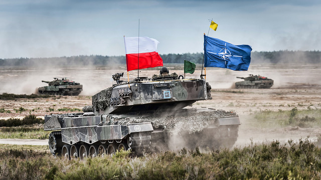 America's NATO Allies Are Stepping Up