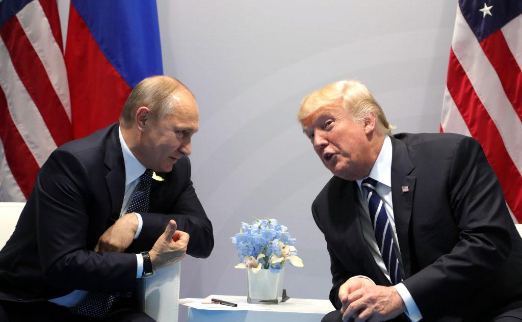 Denigrating NATO Weakens Trump and Strengthens Putin