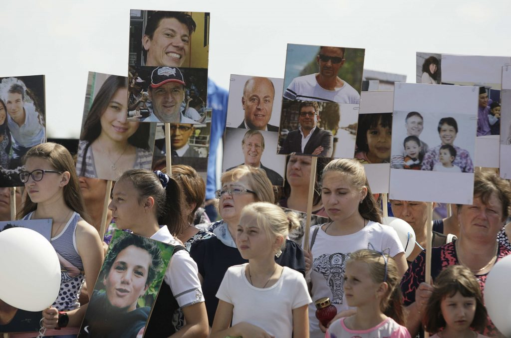 """You Can't Get Away with Something Like This,"" Families of MH17 Victims Remind Russia"