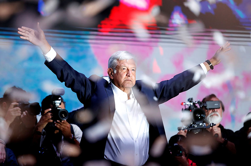 President-Elect AMLO: A Seismic Shift in Mexico