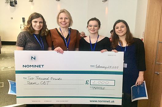 The Atlantic Council's Inaugural UK Cyber 9/12 Student Challenge