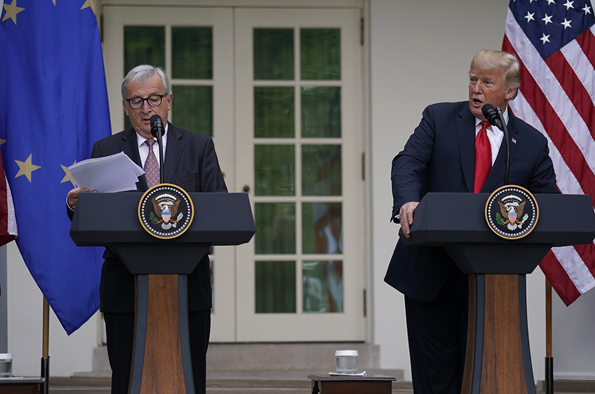 Was the Trump-Juncker Meeting Really a Success?