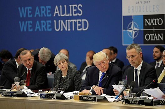 """""""NATO is at a Crucial Decision Point"""""""