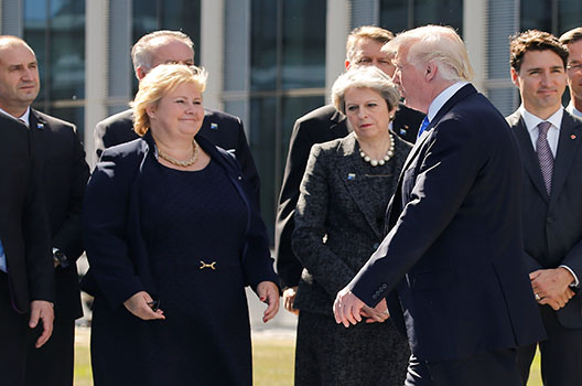 The High Politics (and Stakes) of the NATO Summit