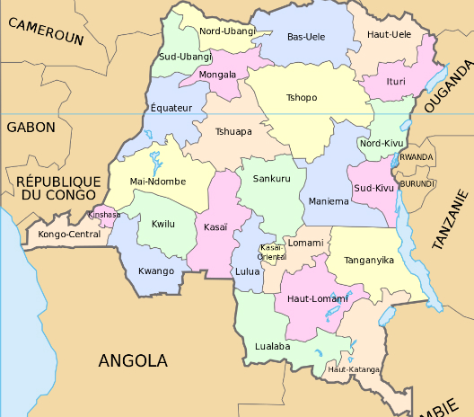Below the surface, a game changer in Congolese politics