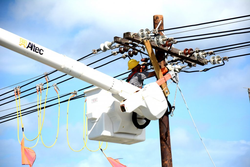 Puerto Rico's electric industry transformation