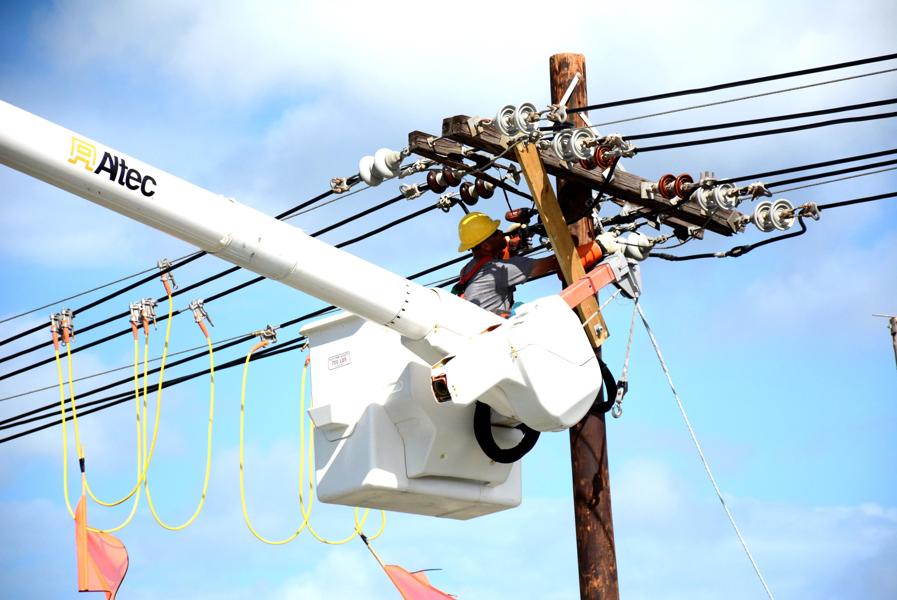 Puerto Rico's electric industry transformation