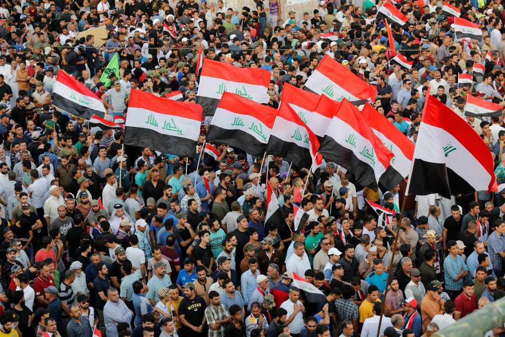 Beyond security: Stabilization, governance, and socioeconomic challenges in Iraq