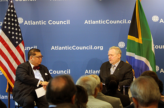 South African trade minister advocates for Africa's greater role in the global economy