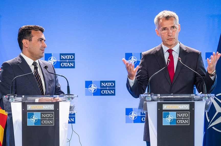 NATO Should Invite Macedonia to Join the Alliance