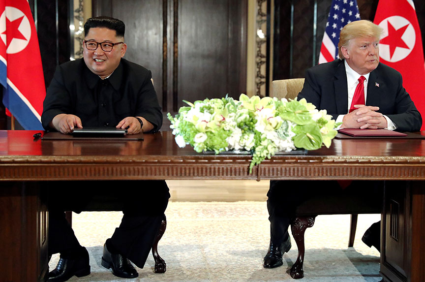 Trump's North Korea Agreement Makes War More Likely