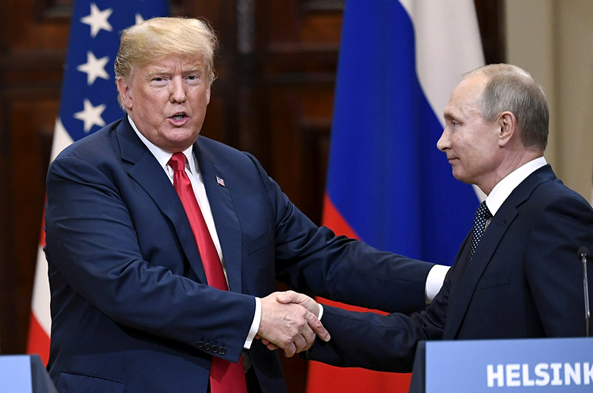 Trump-Putin Summit: Expect the Unexpected