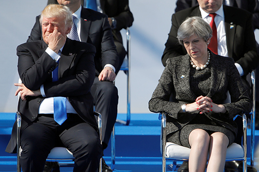 A Waning US-UK 'Special Relationship'