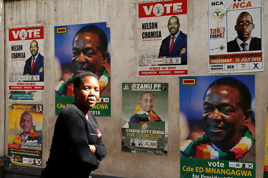 Zimbabwe at an Inflection Point