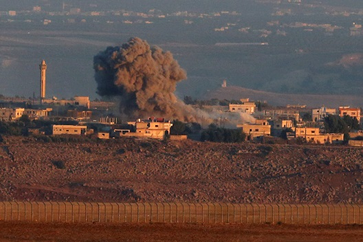 What does the ongoing Israel-Iran confrontation in Syria mean?