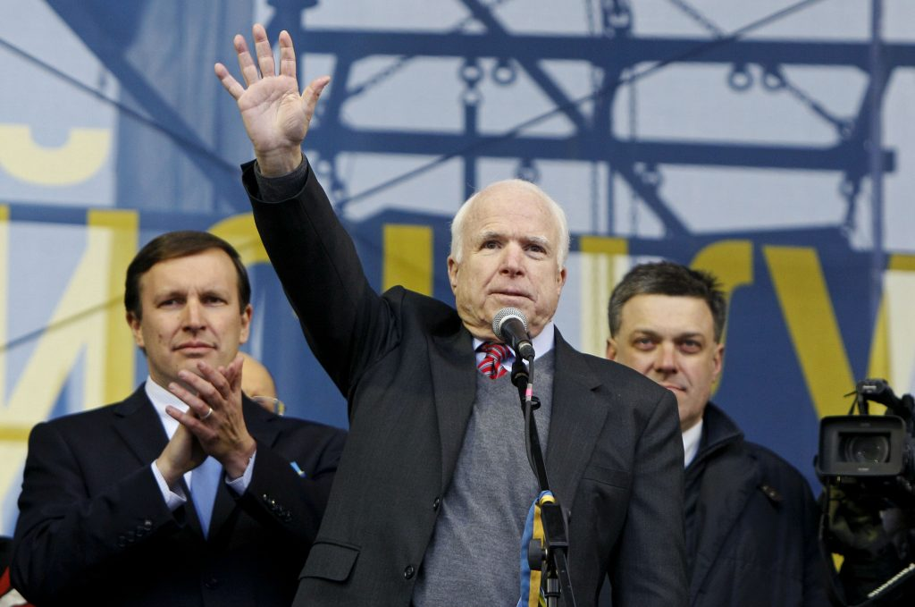 Why John McCain Scared Putin