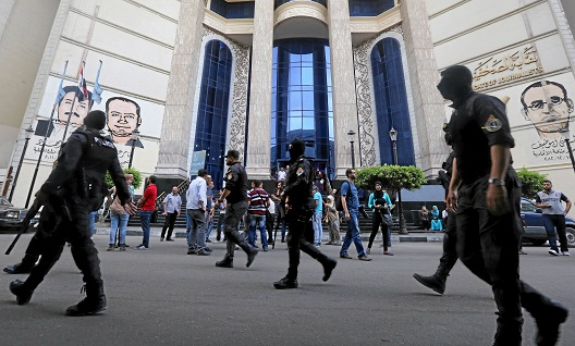 Egypt leads the pack in internet censorship across the Middle East