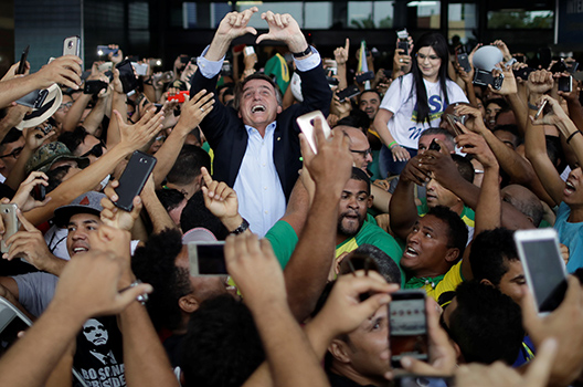 Brazil readies for contentious Presidential campaign