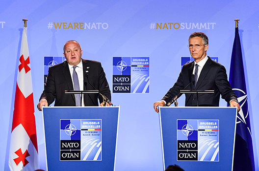 Enlarge NATO to Ensure Peace in Europe