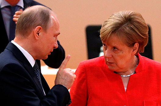 What will Merkel decide on Nord Stream 2?