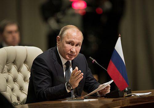 Russia Braces For 'Crushing' New Sanctions Over Electoral Interference