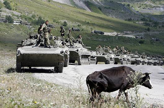 Atlantic Council Looks Back on 2008 Russia-Georgia War