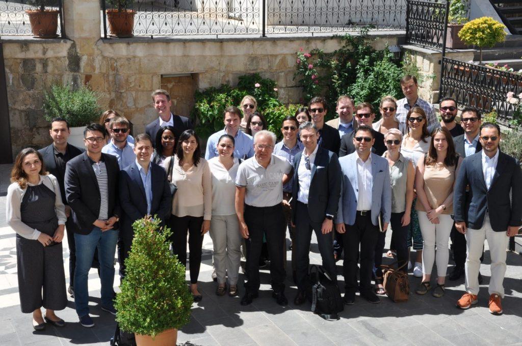 AC Millennium Leadership Fellows visit Gaziantep and Çeşme