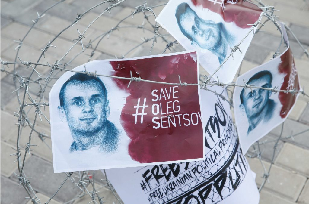 Why We Must Speak Out about Oleg Sentsov Now