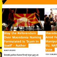 #ElectionWatch: Sputnik Misleading in Macedonia