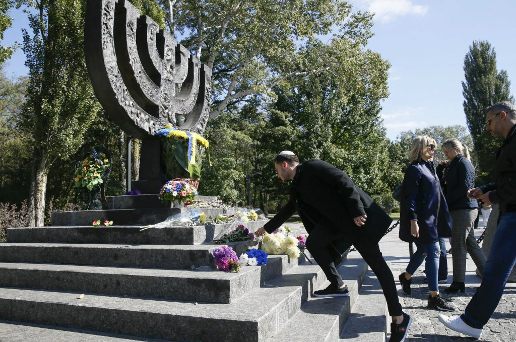 Ukraine Is Finally Ready to Memorialize its Holocaust Past