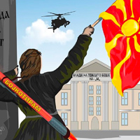 #ElectionWatch: Fascist Falsification Ahead of Macedonian Referendum