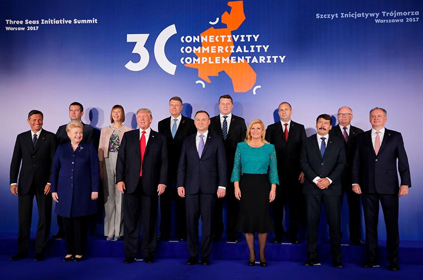 Prosperity across Three Seas: An opportunity awaits in Bucharest