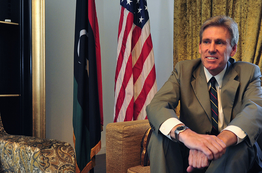 Six years after a US Ambassador was killed in Benghazi, Libya remains mired in Chaos