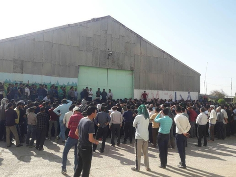 Discrimination and Past Due Payments: Some of the Problems Iranian Workers Face