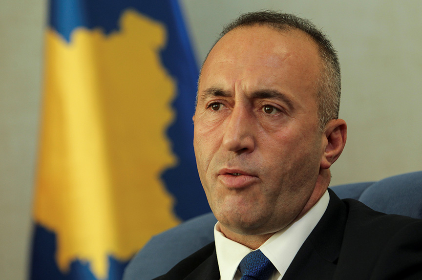 Kosovo's Prime Minister says plan to swap territory with Serbia puts his country's transatlantic aspirations at risk