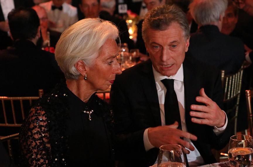 IMF throws Argentina a $57 billion lifeline