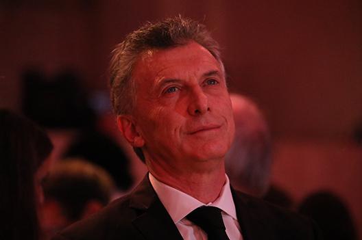 Atlantic Council presents Global Citizen Award to President of Argentina Mauricio Macri