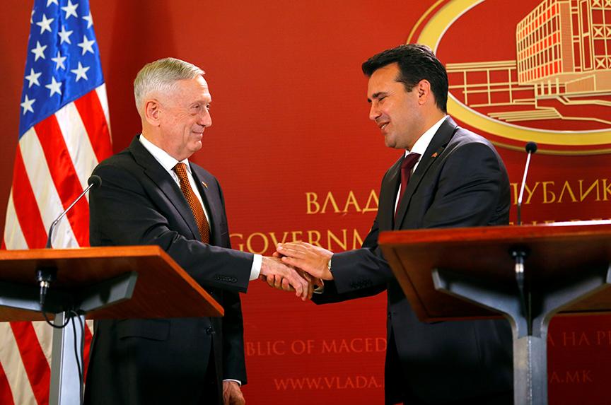 Macedonia's high-stakes referendum