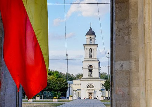Political gridlock in Moldova