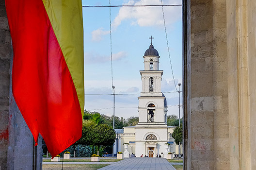 A strategy for Moldova