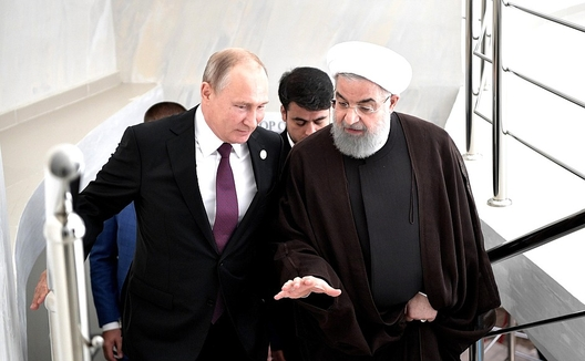 Iran's Alliance With Russia in Syria: Marriage of Convenience or Strategic Partnership?