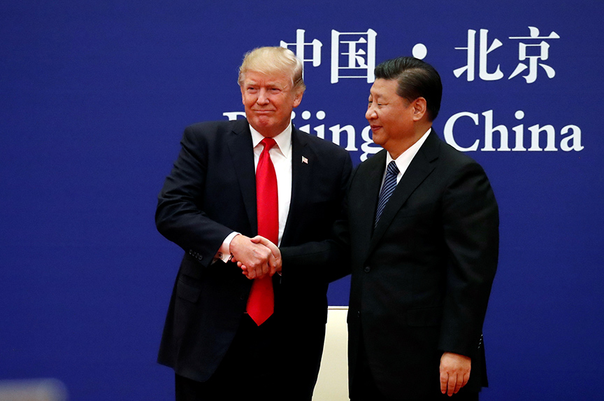 China, Trump and an 'epochal shift'