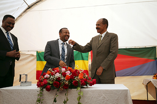 Eritrea and Ethiopia: Troops remain, but is peace closer?