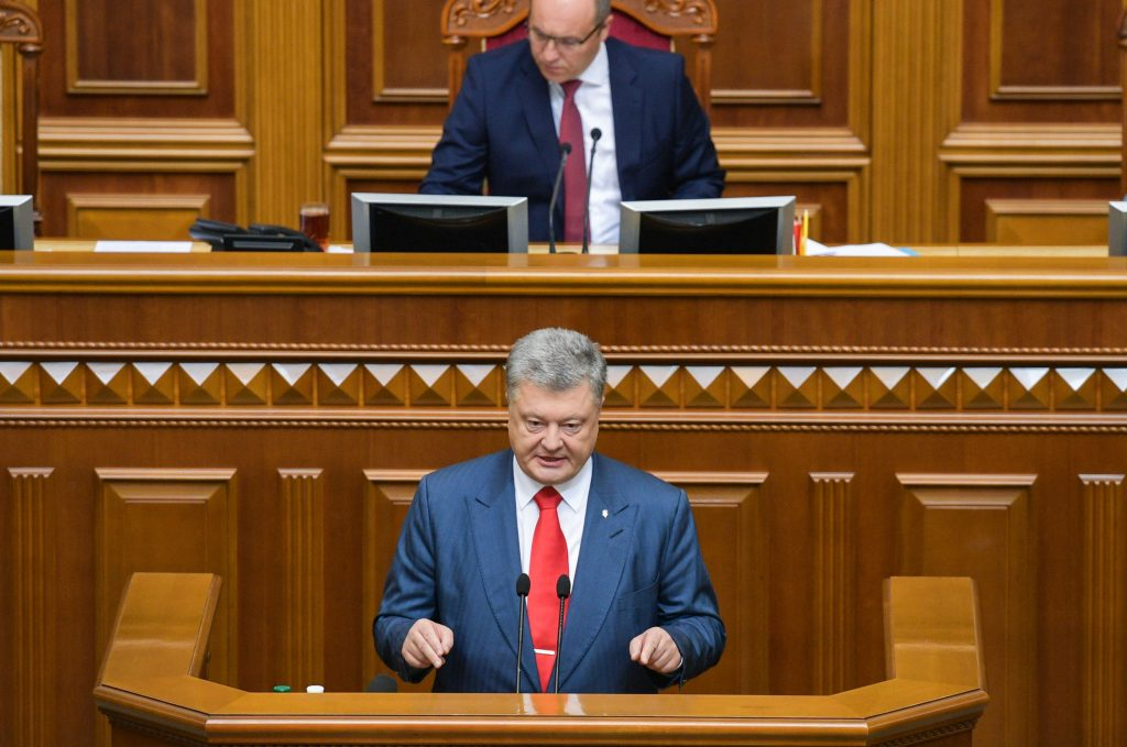 Does Poroshenko Have a Chance at a Second Term?