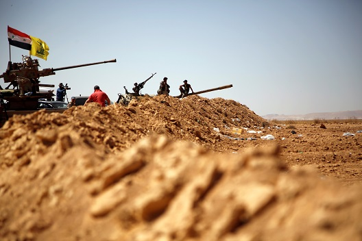 Escalating tensions between Israel and Hezbollah in Syria