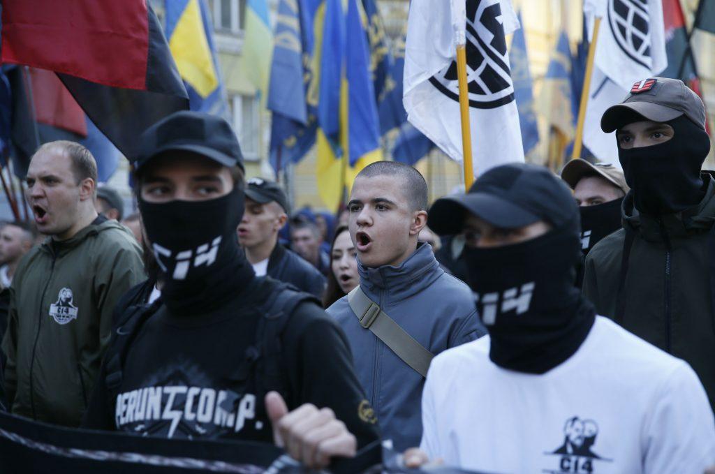 Ukraine, Anti-Semitism, Racism, and the Far Right