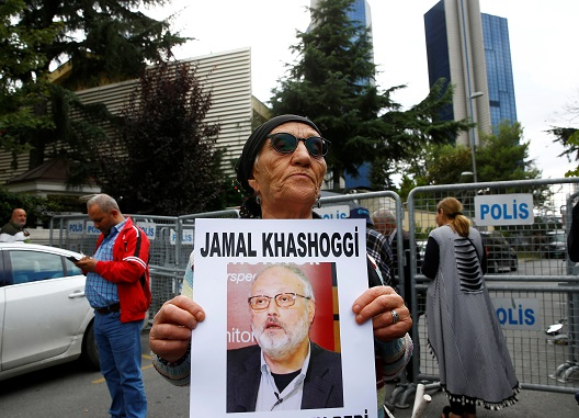 The chilling effect of the Khashoggi case: A trigger for Arabs living in fear