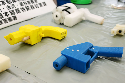 Here's how 3D printers could become a global nonproliferation nightmare