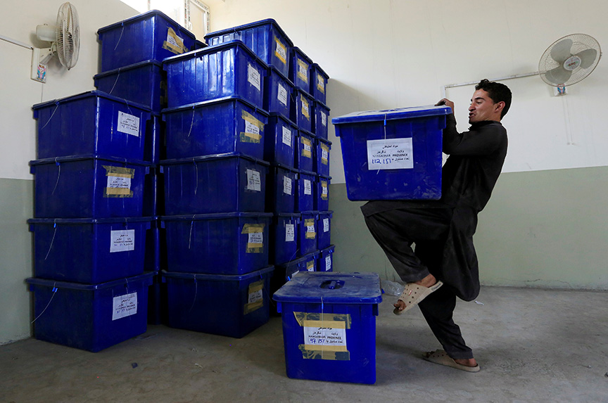 Why Afghanistan's parliamentary election matters